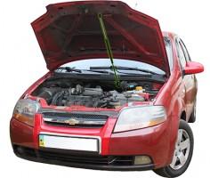 Упор капота газовый для Chevrolet Aveo '04-06 T200