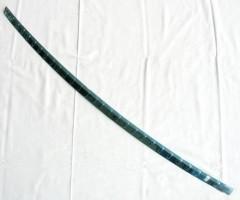 ASP Накладка на задній бампер для Kia Sorento '15-, нержавіюча сталь (ASP)