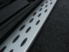 Фото 2 - Пороги (подножки) для Mercedes GLE-Coupe C292 '15-  (ASP)