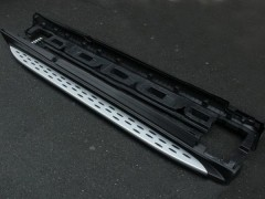 Фото 4 - Пороги (подножки) для Mercedes GLE-Coupe C292 '15-  (ASP)