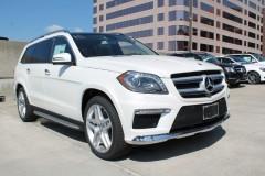 Фото 1 - Пороги (подножки) для Mercedes GL-Сlass /GLS  X166 '12-  (ASP)
