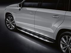 Фото 2 - Пороги (подножки) для Mercedes GL-Сlass /GLS  X166 '12-  (ASP)