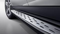 Фото 6 - Пороги (подножки) для Mercedes GL-Сlass /GLS  X166 '12-  (ASP)
