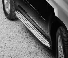 Фото 1 - Пороги (подножки) для Mercedes GL-Class X164 '06-11 (ASP)
