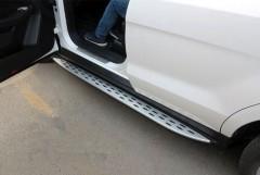 Фото 4 - Пороги (подножки) для Mercedes GLE/ML-Class W166 '11-  (ASP)