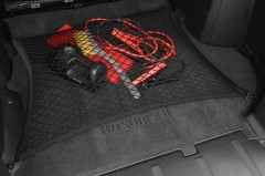 Фото 4 - Сетка в багажник эластичная для Mitsubishi Outlander / ASX / Pajero Wagon / Pajero Sport, однослойная