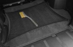 Фото 5 - Сетка в багажник эластичная для Mitsubishi Outlander / ASX / Pajero Wagon / Pajero Sport, однослойная