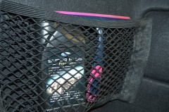Фото 10 - Сетка-карман в багажник 39х25см.