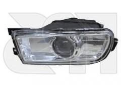Противотуманная фара для Audi 100 '91-94 левая линзованная (FPS)