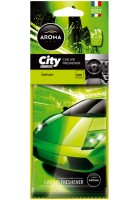 "Ароматизатор Aroma Car ""City Card"" Lemon"