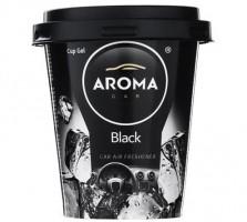 "Ароматизатор Aroma Car ""CUP Gel"" Black, 130 г"