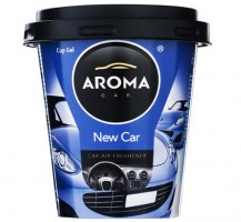 "Ароматизатор Aroma Car ""CUP Gel"" New car, 130 г"
