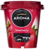 "Ароматизатор Aroma Car ""CUP Gel"" Strawberry 130 г"