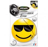 "Ароматизатор Aroma Car ""EMO"" Black"