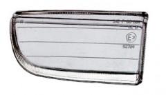 Стекло противотуманной фары для BMW 7 E38 '94-02 левое, дизель (FPS)