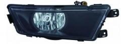 Противотуманная фара для Skoda Rapid '13- правая (DEPO)