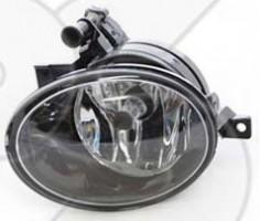Противотуманная фара для Volkswagen Caddy '10-15 левая, нелинзованная (VALEO)