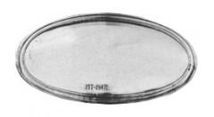 Стекло противотуманной фары для Honda CR-V '10-12 левое (FPS)