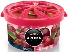 "Ароматизатор Aroma Car ""Organic"" Cherry,  40 г"
