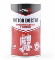 Присадка к моторному маслу Nowax MOTOR DOCTOR, 300 мл