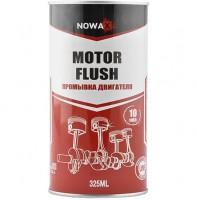 Промывка двигателя Nowax Motor flush, за 10 минут, 325 мл