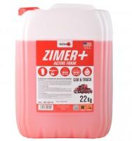 Активная пена суперконцентрат Nowax Zimer+ Active Foam,  22кг