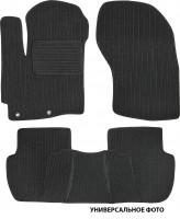 Коврики в салон для Lexus IS '05-13 4WD текстильные, темно-серые (Корона)