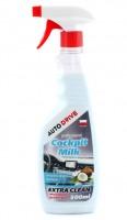 """Молочко - полироль  Auto Drive """"Cockpit Milk"""" Coconut, 500 мл"""