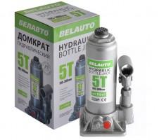 Фото 3 - Домкрат автомобильный гидравлический бутылочный 5т.  DB05 (Белавто)