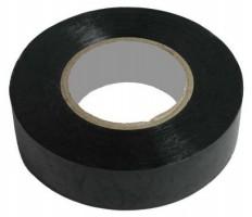 Изолента Solar PVС 19мм х 20м черная