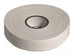 Лента двухсторонняя 5м х 30мм, белая (CarLife)