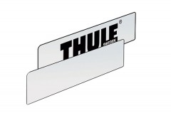 Номерной знак для установки на велокрепления Thule Number Plate 9762
