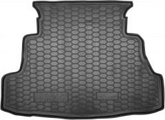 Коврик в багажник для Nissan Primera '02-08 седан, резиновый (AVTO-Gumm)