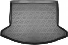 Коврик в багажник для Mazda CX-5 '17-, резино/пластиковый (Lada Locker)