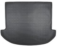 Коврик в багажник для Hyundai Santa Fe '13-17 DM (7 мест), полиуретановый (Norplast)