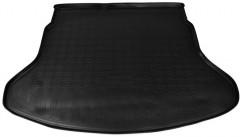 Коврик в багажник для Kia Rio '17- (росс. сборка) седан, полиуретановый (NorPlast)