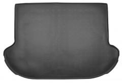 Коврик в багажник для Nissan Murano '15-, резино/пластиковый (NorPlast) черный