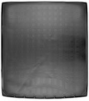 Коврик в багажник для Volkswagen Passat B8 '15- универсал, полиуретановый (NorPlast) черный