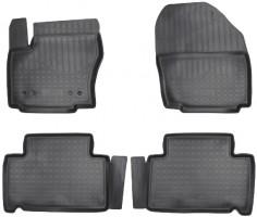 Коврики в салон для Ford S-Max '06-15 полиуретановые (Nor-Plast)