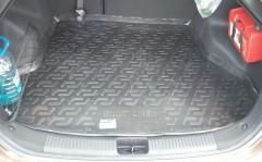 Коврик в багажник для Kia Ceed '12- универсал резиновый (Lada Locker)