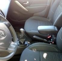 Подлокотник ArmSter S для Renault Logan / Sandero '17- (чёрный)