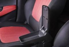 Фото 5 - Подлокотник ArmSter S для Renault Megane '16- (чёрный)