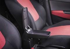 Фото 6 - Подлокотник ArmSter S для Renault Megane '16- (чёрный)