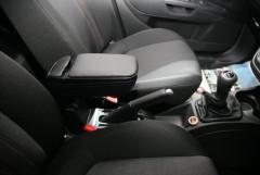 Фото 7 - Подлокотник ArmSter 2 для Kia Rio '2017- (чёрный)