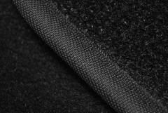 Фото 3 - Коврики в салон для Mercedes CLS-Class C218 '10- текстильные, черные (Премиум), 2 клипсы