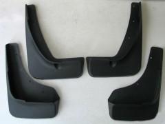 Брызговики для Volkswagen Golf VII '12-, полиуретановые, полный комплект (ASP)