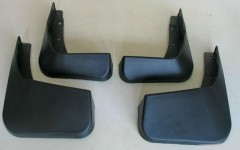 Брызговики для Suzuki Vitara '15-, полиуретановые, полный комплект (ASP)