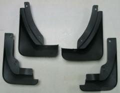 Брызговики для Skoda Octavia A7 '13-, полиуретановые, полный комплект (ASP)