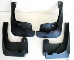 Брызговики для BMW X4 '14-, полиуретановые, полный комплект (ASP)
