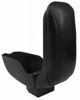 Фото 2 - Подлокотник ASP Slider для Kia Rio '05-11 (черный)
